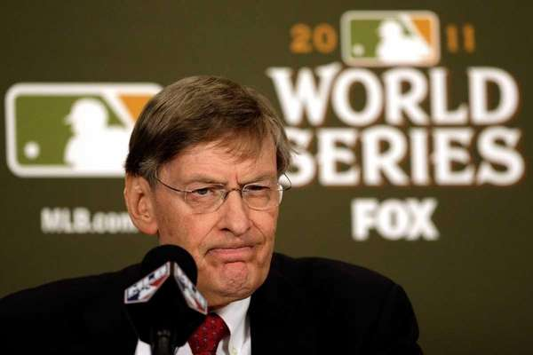 "Commissioner Bud Selig said he's ""hopeful"" another wild-card"