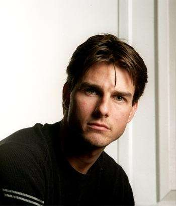 Actor Tom Cruise was the 1990 winner of