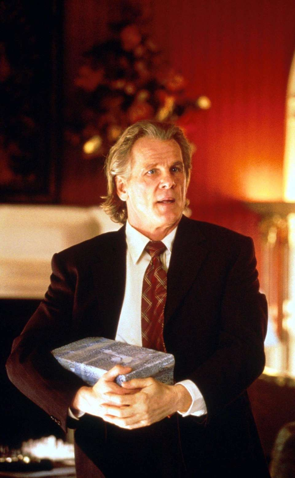 Nick Nolte was named the sexiest man of