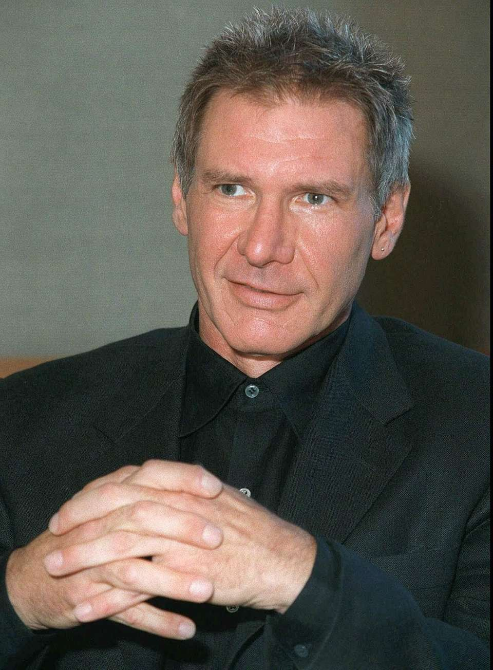 Actor Harrison Ford wins the People magazine honors