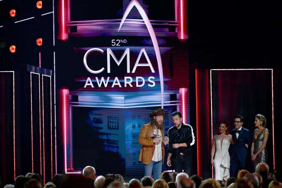 The 53rd Annual Country Music Association awards will