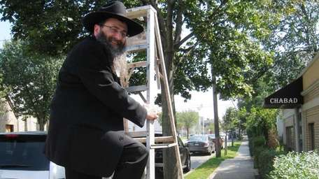 Rabbi Anchelle Perl, 57, of Mineola will be