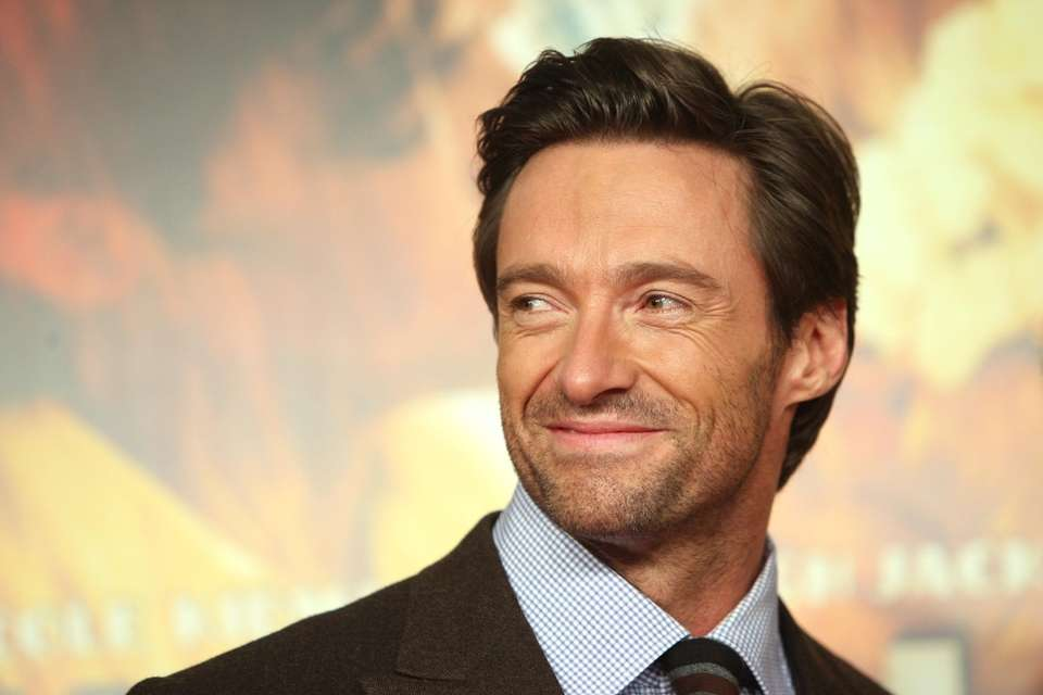 In 2008, Hugh Jackman becomes the first Australian