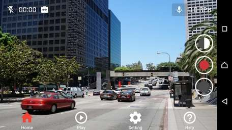 The Smart Dash Cam app can help if