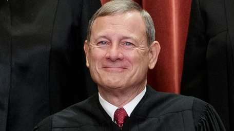 Chief Justice of the United States, John Roberts,