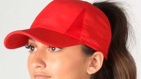 Designed by women for women, D&Y's Ponyflo caps