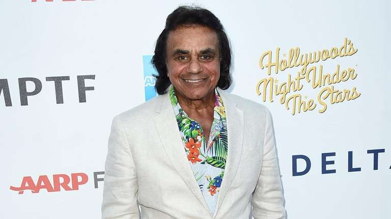 At 83, Johnny Mathis still works out five