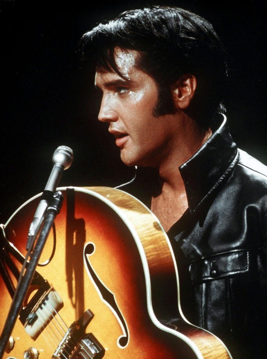 Elvis Presley, or