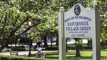 East Quogue would have been the first Long