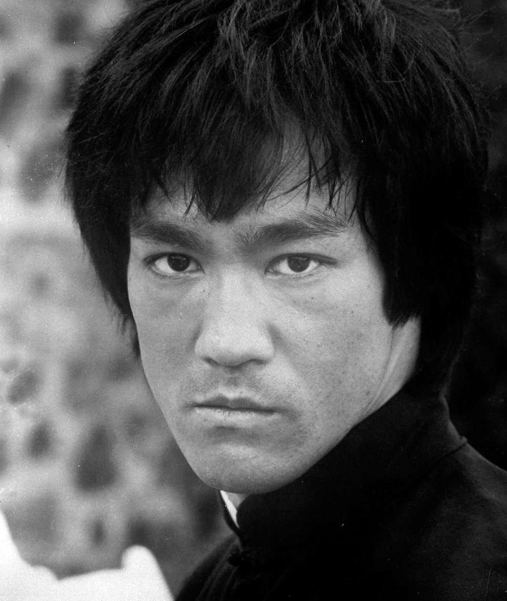 Martial arts actor Bruce Lee died July 20,