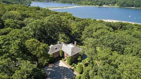 This Cold Spring Harbor home is listed for
