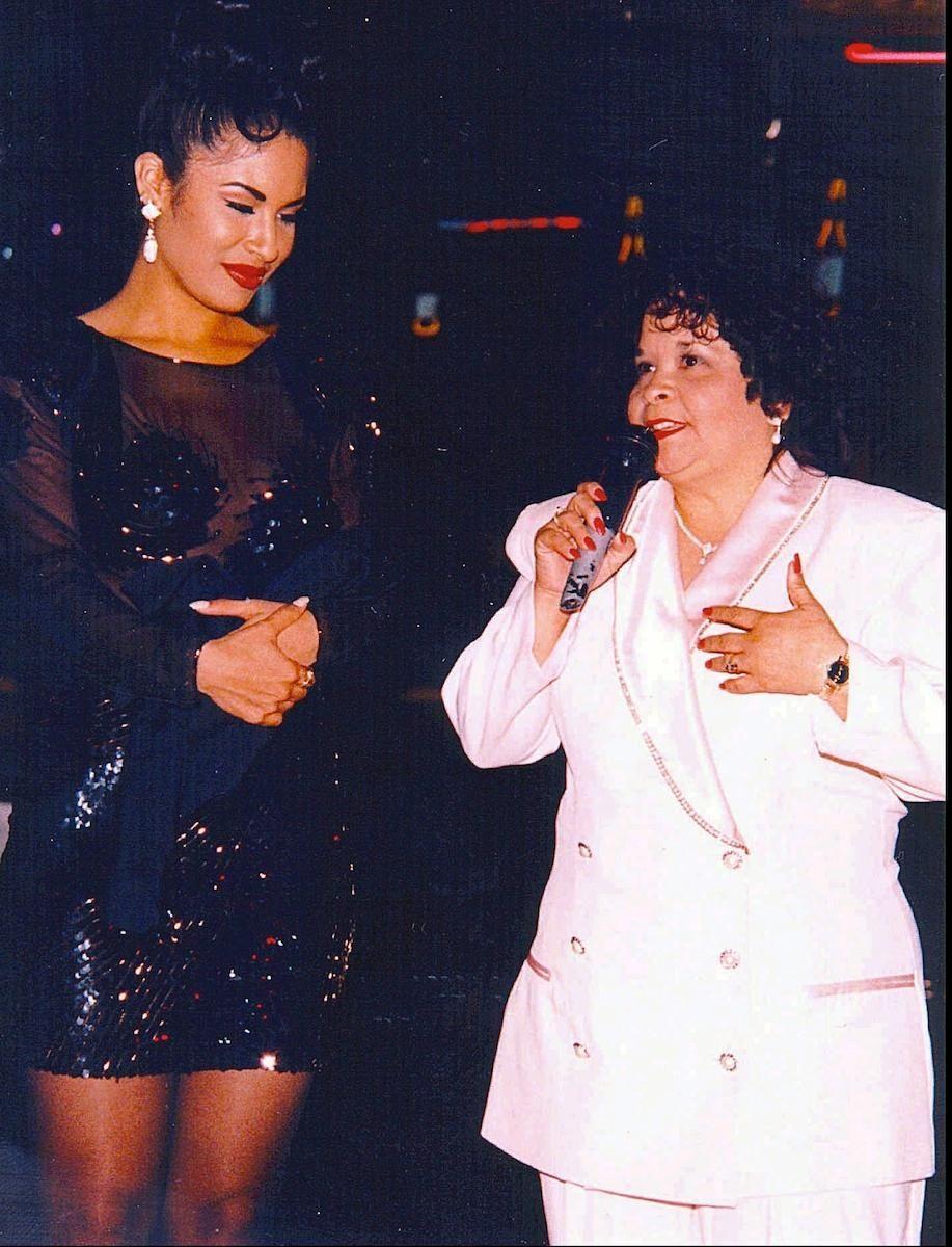 Latin-American crossover phenomenon Selena Quintanilla-Pérez, the artist known