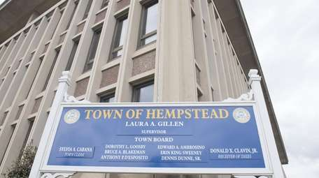 Hempstead officials will list in-laws and spouses as