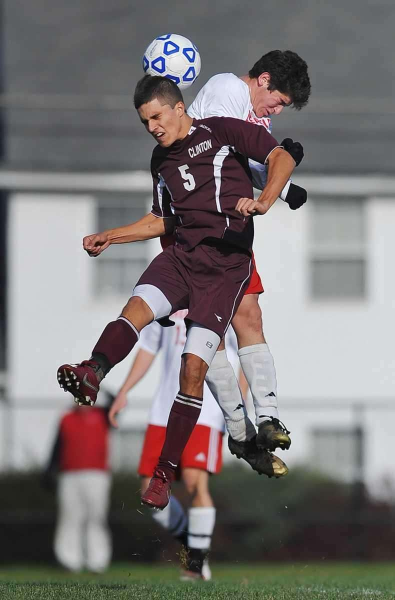 Wheatley's Charley Cooper, right, goes up for a