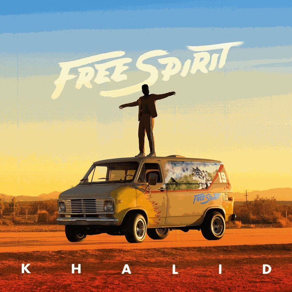 "Khalid's ""Free Spirit"" on RCA Records."