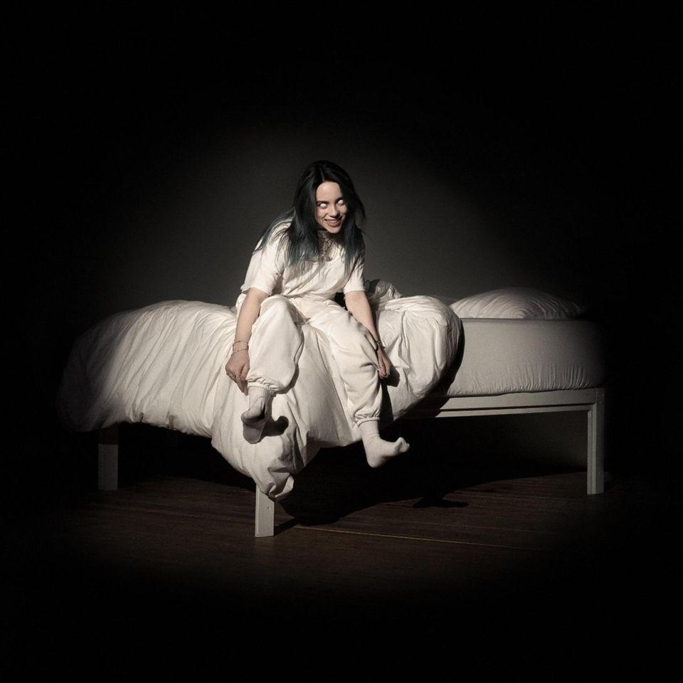 "Billie Eilish's ""When We All Fall Asleep, Where"