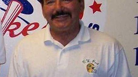 Vincent DeRiggi, a longtime football coach, teacher and