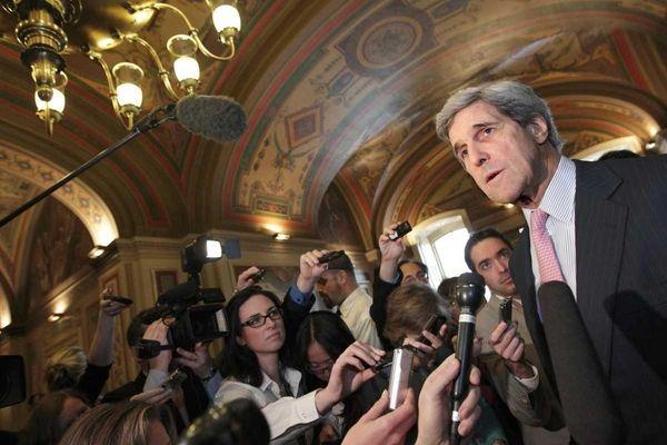 In this Nov. 16, 2011 file photo, Sen.