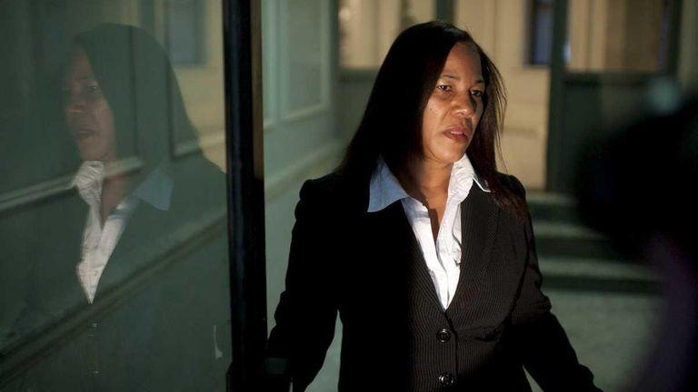 Carmen Sosa, the mother of alleged terrorist Jose
