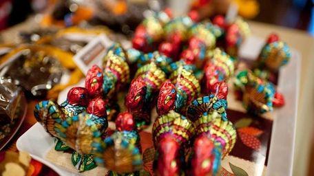 Chip '�n Dipped in Huntington carries seasonal sweets