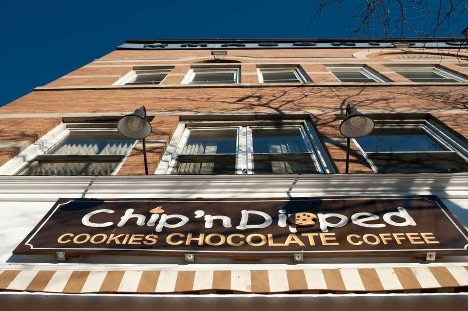 Chip 'n Dipped sells a variety of chocolates,