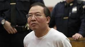 Dr. Stan Li was charged in 2011 with