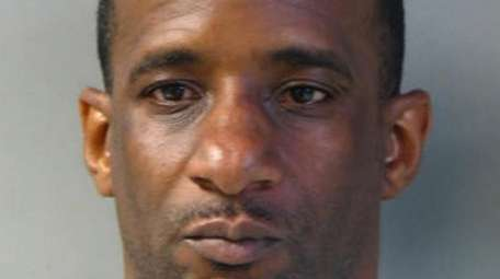 Kenneth Parris, 46, of Uniondale  has been