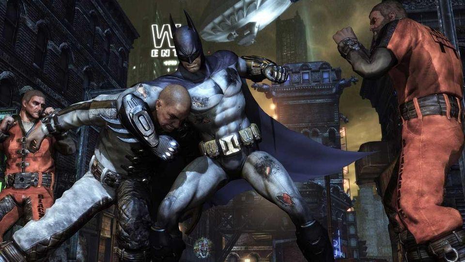 Batman: Arkham City Genre: Action Platforms: PS3, Xbox