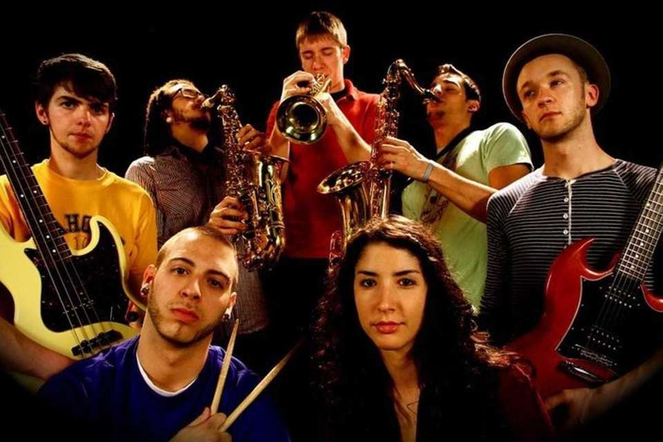 Band: Urkel & The Winslows, formed in 2009