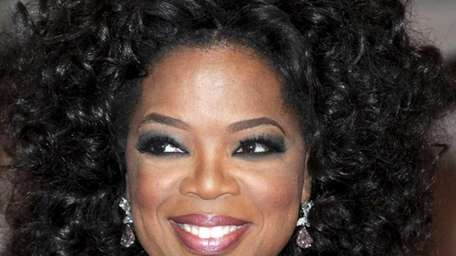 After beginning her career in TV news, Oprah