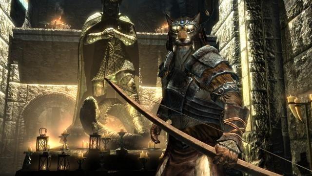 The Elder Scrolls V: Skyrim Genre: Role-Playing Platforms: