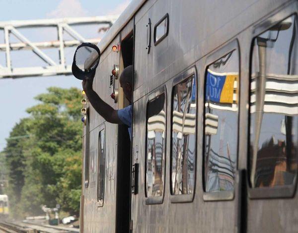 A westbound LIRR train. (July 26, 2011)