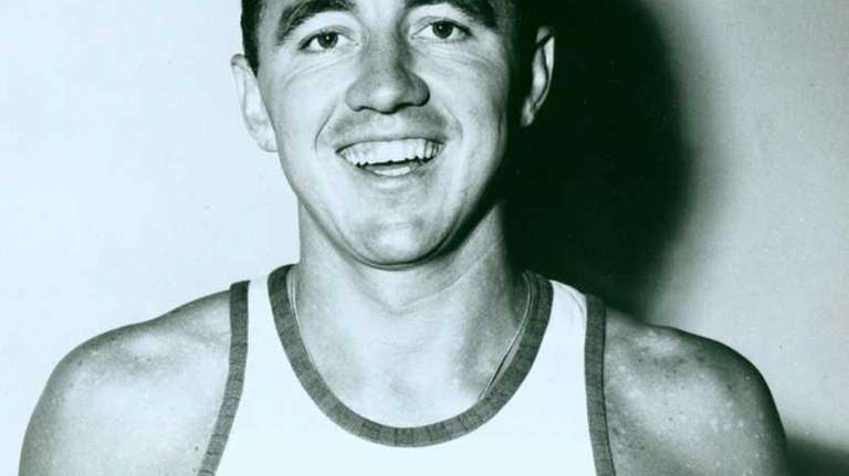 Richie Guerin of the Knicks. (June 28, 1963)