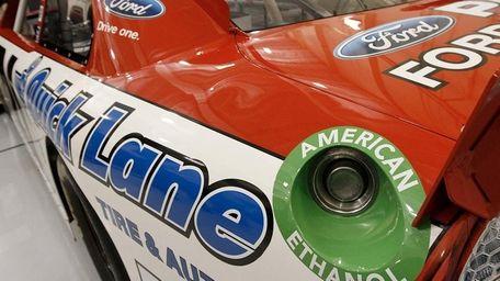 NASCAR used new fuel for 2011 season.