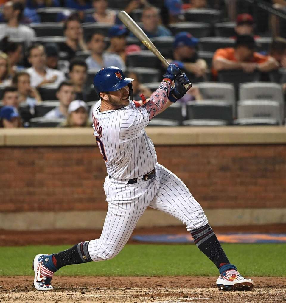 Pete Alonso hit his 29th homer of the