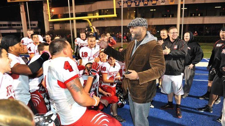 November 25, 2011--Garden City vs. Newfield High School
