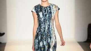 This print dress by Lela Rose is $495