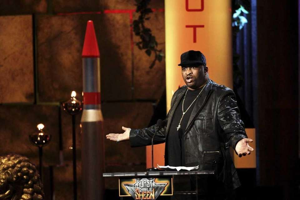 Comedian Patrice O'Neal, who appeared on