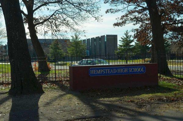 Hempstead High School is at 201 President St.