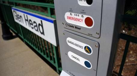 The LIRR's Glen Head station is the first