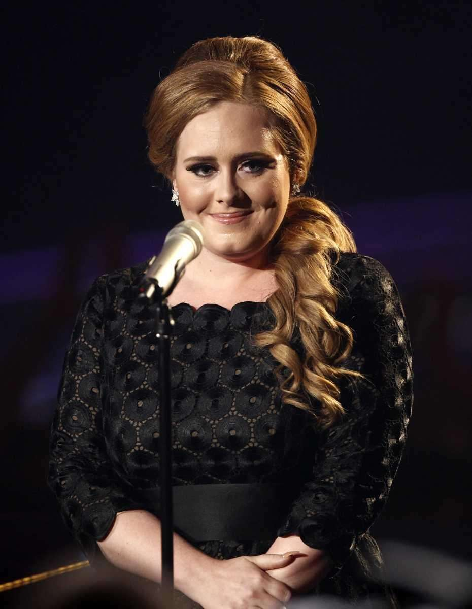 Adele at the MTV Video Music Awards in