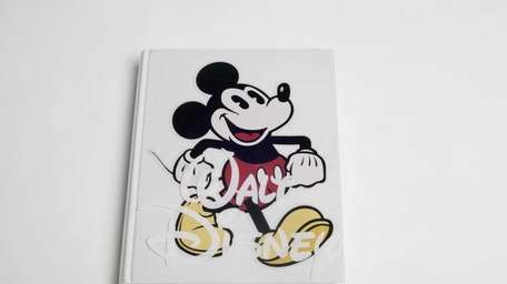 FOR THE MOUSEKETEER. Disney makes kids of us