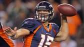 Week 11: Tim Tebow 9 of 20, 104