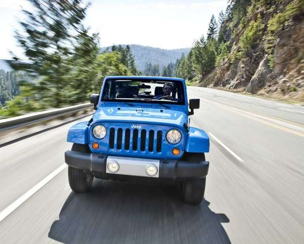 The 2012 Jeep Wrangler starts at $22,845.