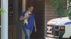 SCPA and Brookhaven Animal Control officers removed approximately