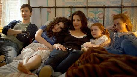Fran Drescher, Justin Long and Kate Berlant star
