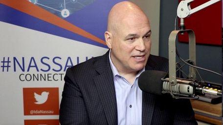Harry Coghlan, CEO of the Nassau County IDA,