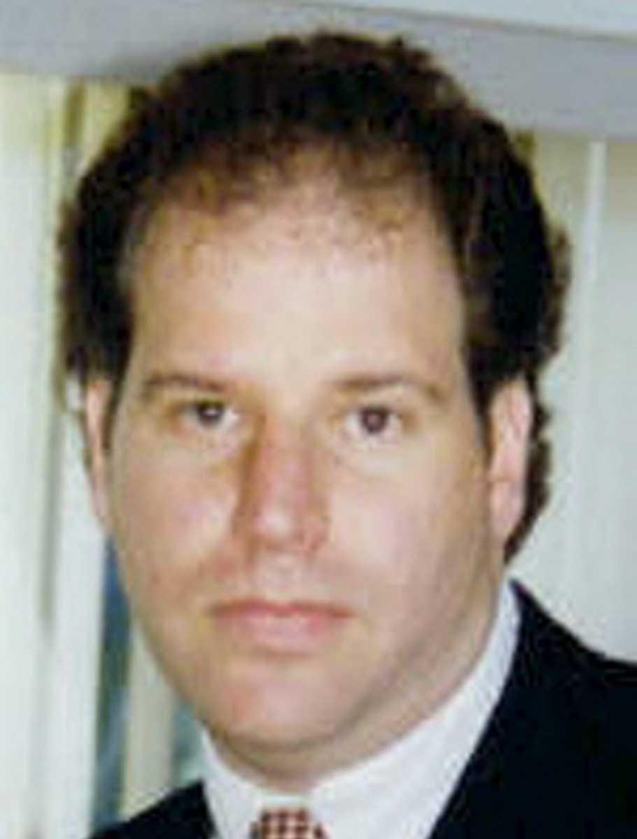 Allan Shwartzstein, 37, who grew up in Roslyn
