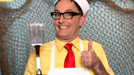 Tom Kenny, the voice of SpongeBob SquarePants, is