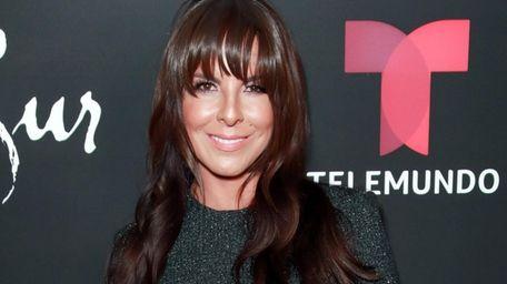 Kate del Castillo attends the Los Angeles